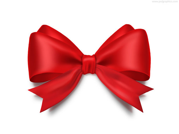 Red Bow Ribbon Icon Icons Fribly