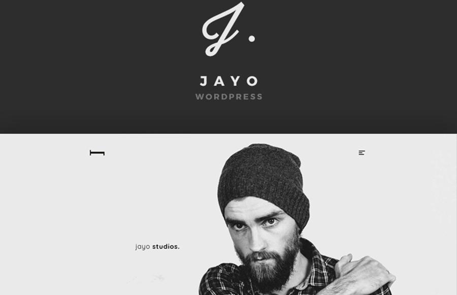 Jayo - A Freelancers & Agencies Theme WordPress Theme