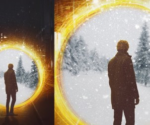 Create Portal Effect in Photoshop