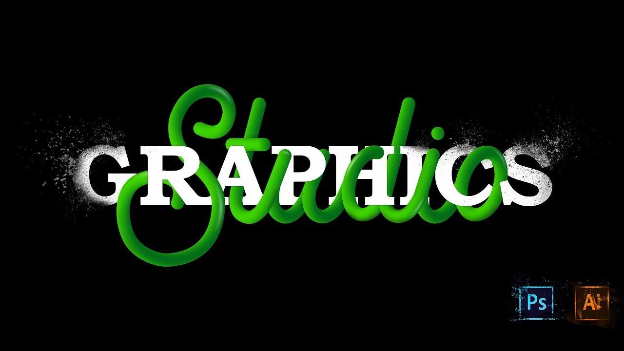 Learn How to Create 3D Lettering in Adobe Illustrator