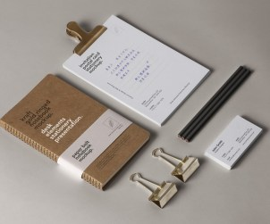 Free Desk Stationery Mockup