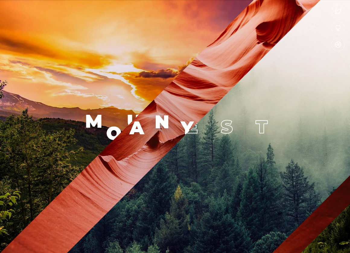 Hover Effect for Headers