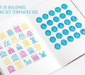 Free 25 Buildings Icons Set