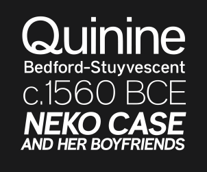 Free Font Family