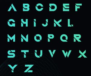 Quantum Futuristic Free Font