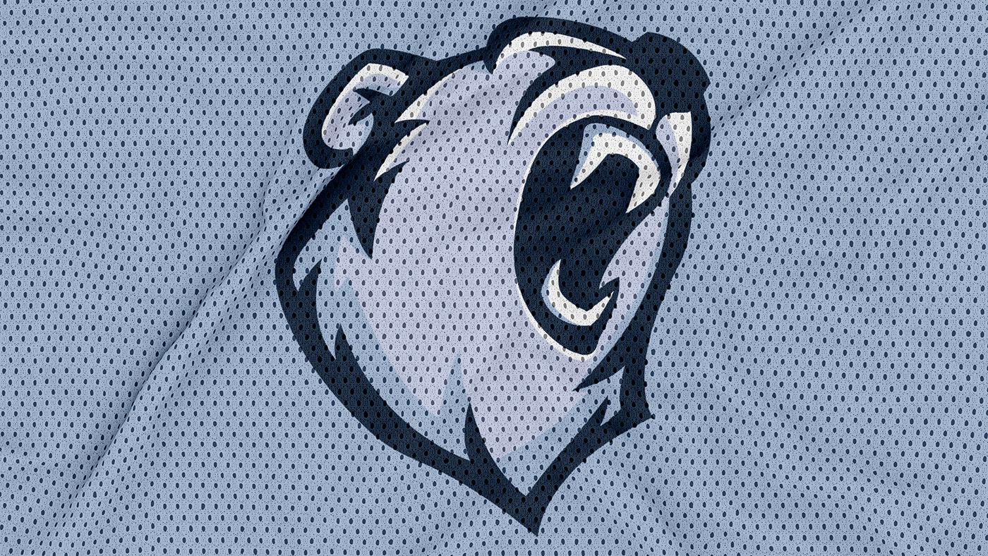 Jersey Texture Logo Mockup
