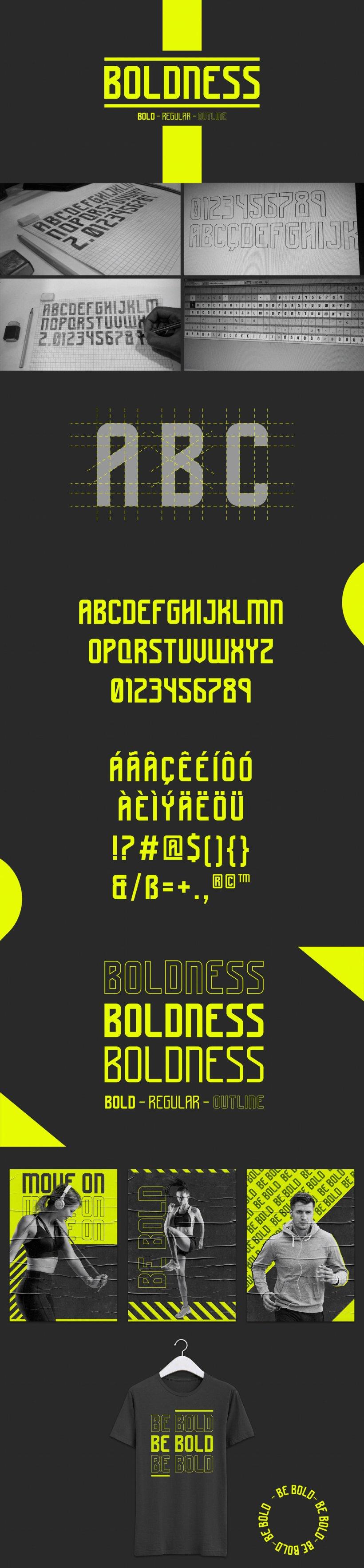 Boldness Free Font