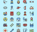 Free Emergencies Vector Icons