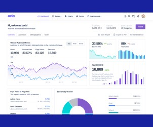 Free Dashboard Admin Template