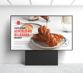Exhibition Advertising Billboard Mockup