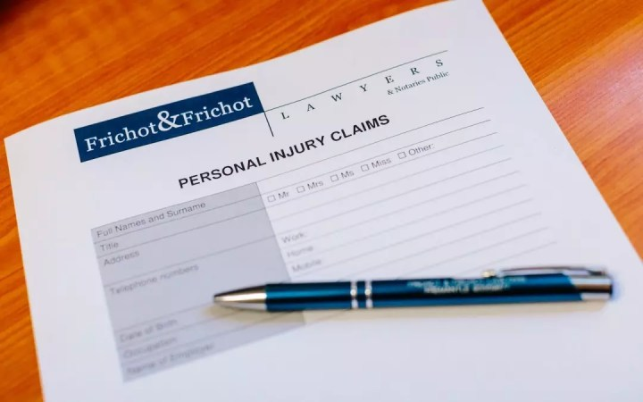 Ease Your Pain A Basic Guide To Personal Injury Compensation Frichot And Frichot Lawyers