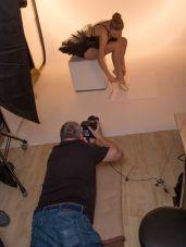 Foto: Knut C.   Making of aus einem Shooting mit Raffaela