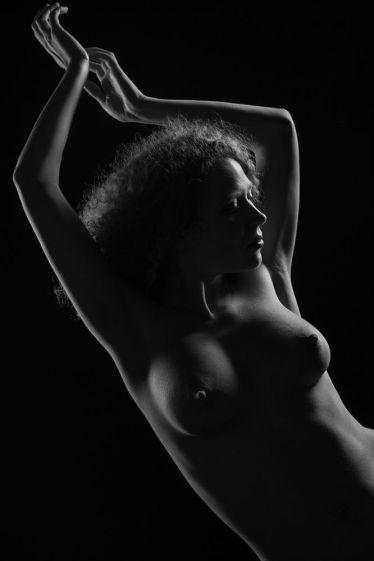 Foto: Wolfgang Fricke | Model: Draco Nobilis | aus einem Workshop im Studio