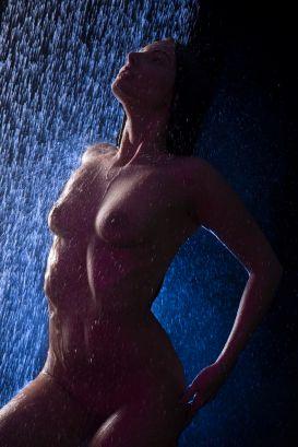 Foto: Wolfgang Fricke   Model: Josephin   aus dem Workshop Wasserspiele