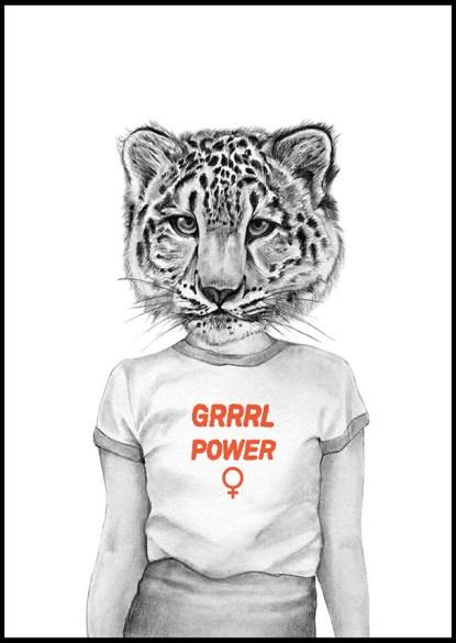 GRRRL POWER