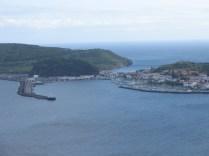 The marina at Horta.