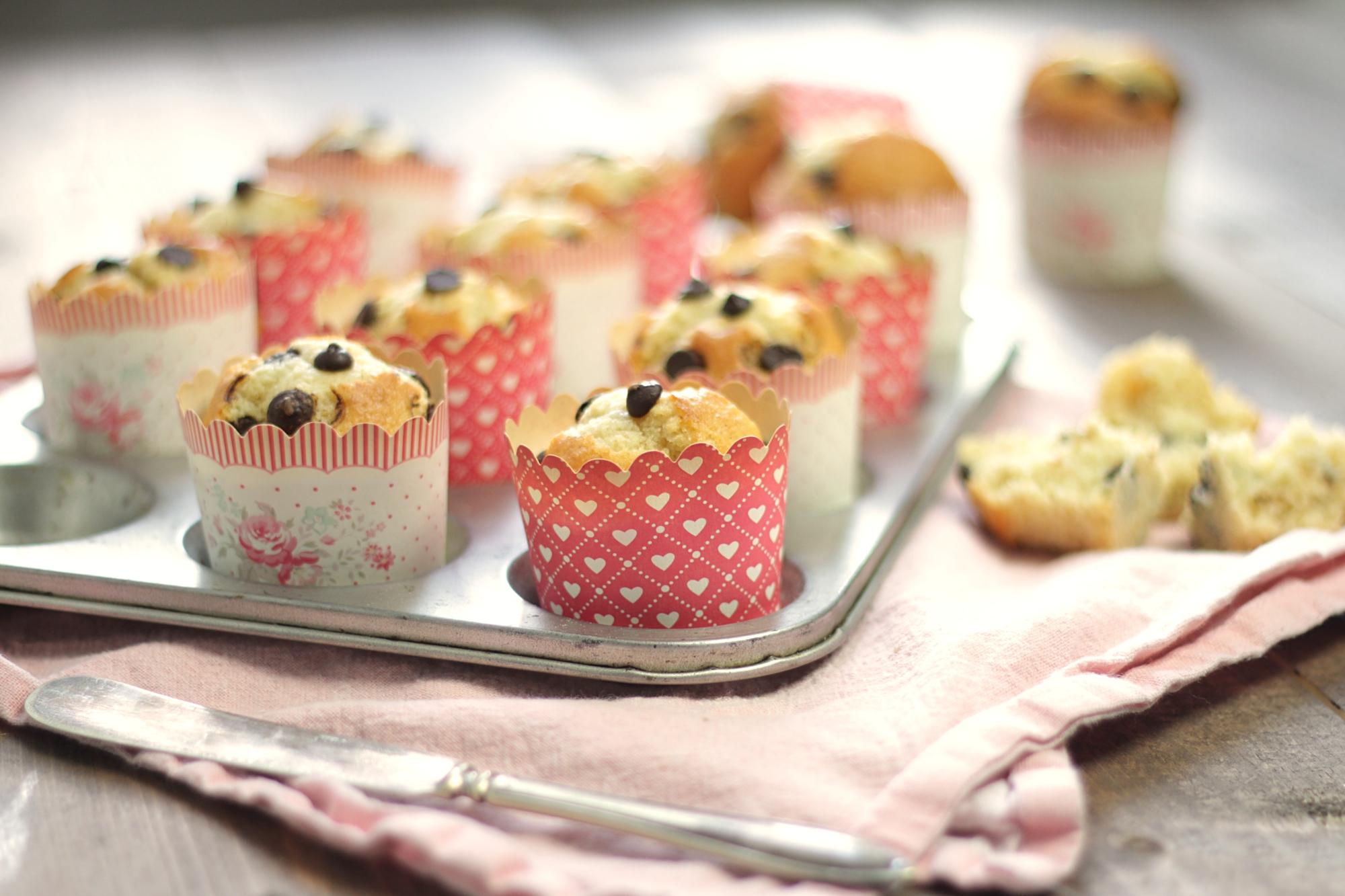 Chocolatechip-muffins