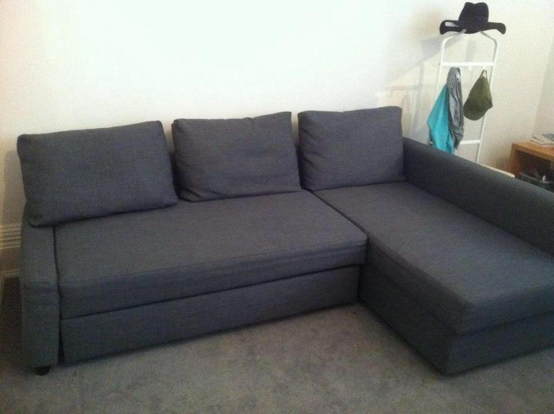 Merveilleux Friheten Corner Sofa Bed Package Dimensions Thecreativescientist Com