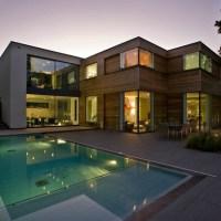 ლონდონი: თანამედროვე სახლის დიზაინი