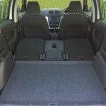 2014 Skoda Yeti Outdoor Interior Boot Seats Folded Welcome