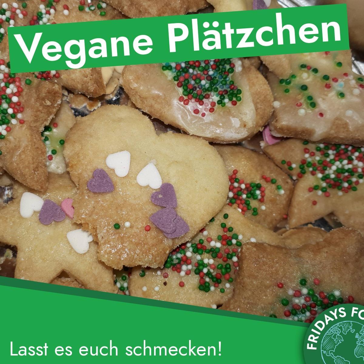 Türchen 11: Rezept für vegane Plätzchen