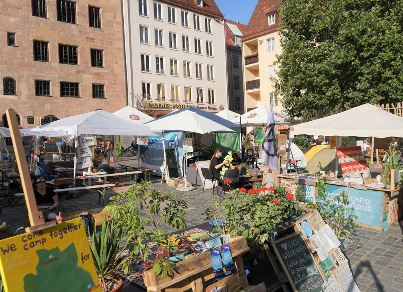 Pressemitteilung: Fridays for Future Saar baut am 19.03. ein Klimacamp für mehrtägigen Dauerprotest am Saarbrücker Rathaus auf