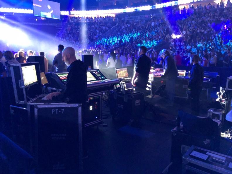 Concert Mix Position Photo