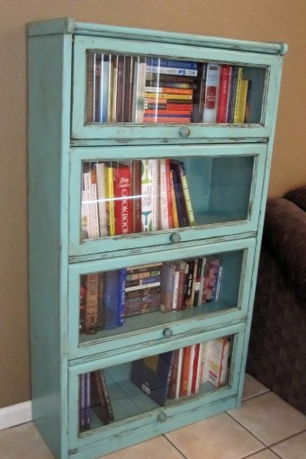 The Great Home Makeover: Our New Favorite Piece of Furniture: Before and After Plus Tutorial for Bookshelf Refinishing