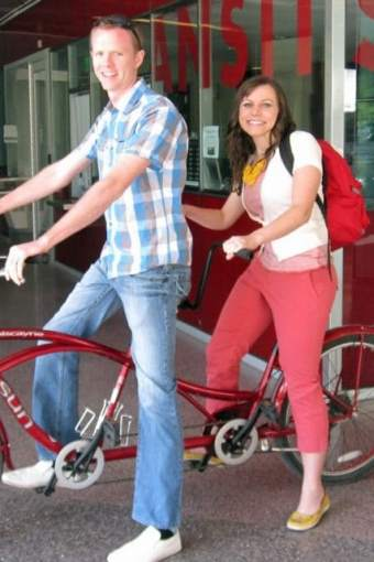 Our Tandem Bike Adventure