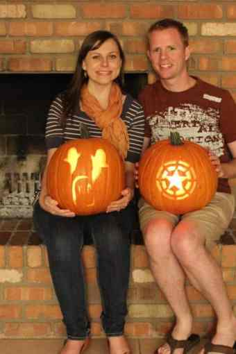 12 Months of Dates October: Pumpkin Carving