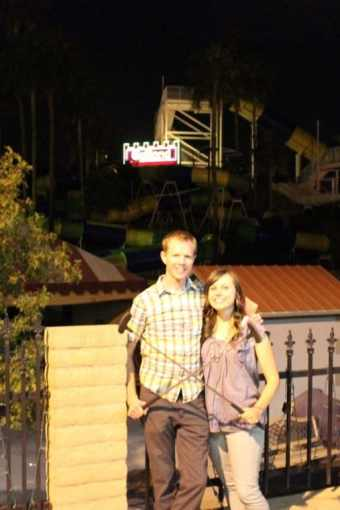 Mini-Golf and Avoiding Eating Arsenic