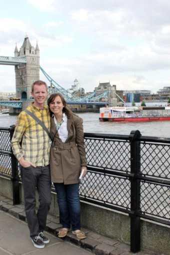 London Day 2: Tower Bridge