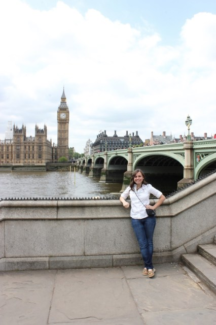 London Trip: Touring Big Ben and other scenic stops