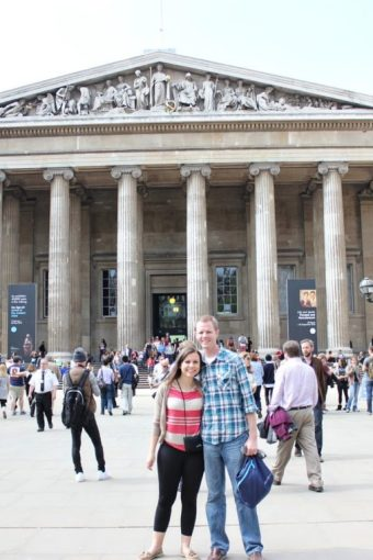 London: Day 1: The British Museum