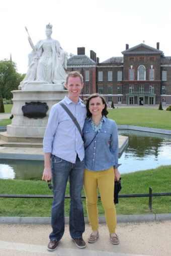 London Day 4: Kensington Palace