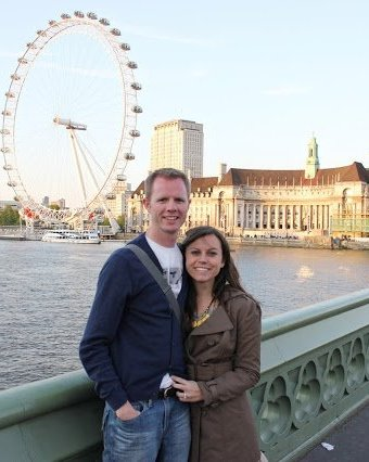 London Day 3: Scenic Walk and Amazing Chocolate (AKA the 2£ Date)