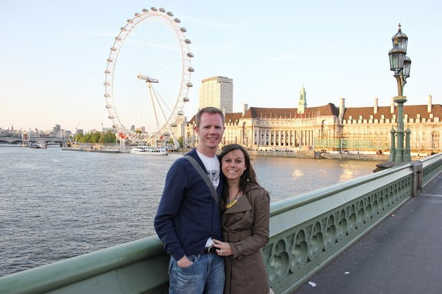 The London Eye Date