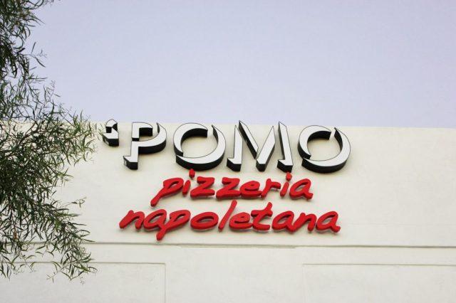 Pomo Pizzeria Review