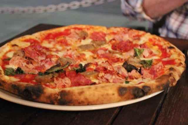 Italian Pomo Pizzeria