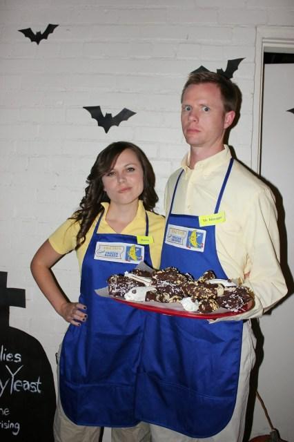 George Michael and Maeby Halloween Costume