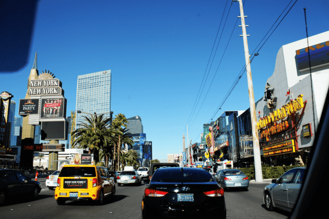 Las Vegas M&M Factory Location