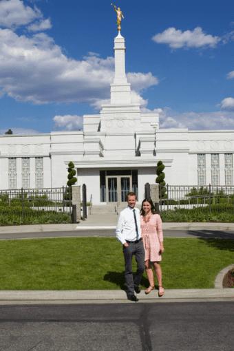 Spokane LDS Temple