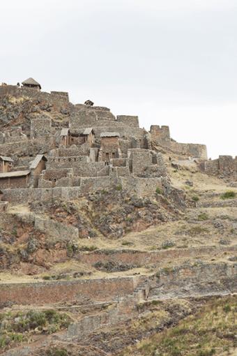 7 Days in Peru: Day 2: Pisac- the Pisac Ruins