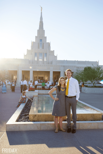 Phoenix Arizona LDS Temple Open House