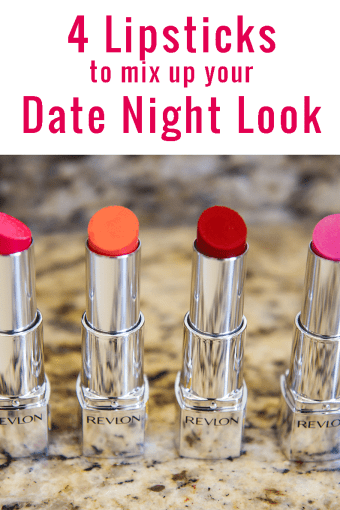 4 Lipsticks to Mix Up Your Date Night Look