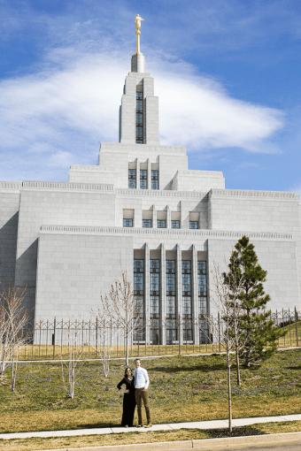 Anniversary Utah Getaway: Draper Temple