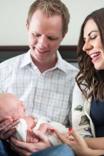 A Letter To The New Parents Trying To Survive Life One Month In
