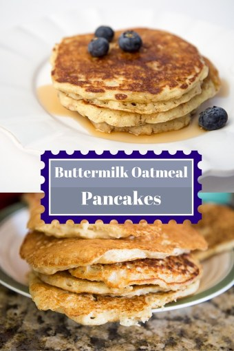 Food Labels and Carrageenan Safety: Buttermilk Oatmeal Pancake Recipe