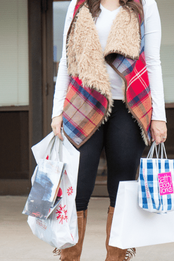 The Perfect Black Friday Outfit