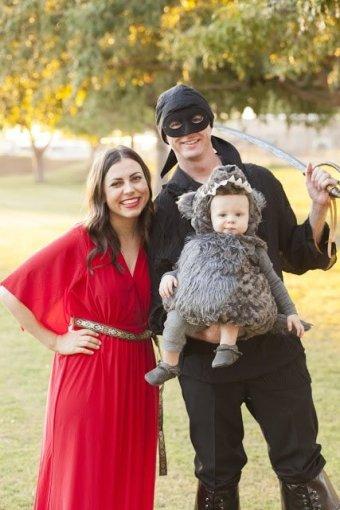Halloween 2016 Costume Reveal